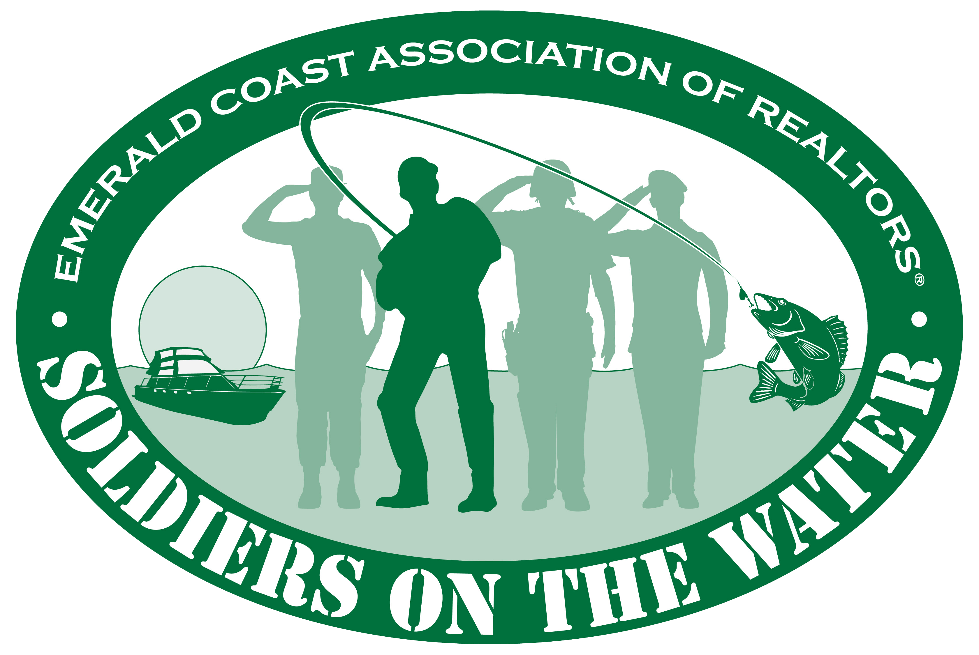 Soldiers on the Water ECAR LOGO