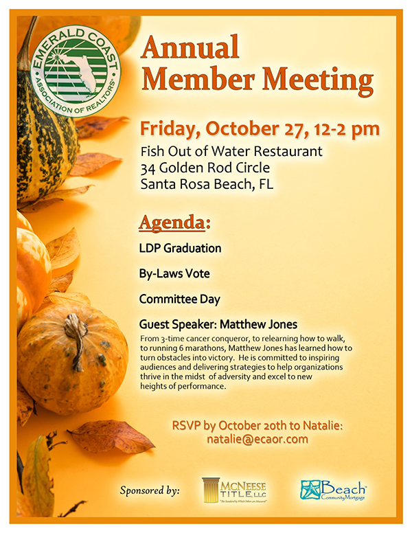 annual member mtg flyer - oct 2017-final- Website