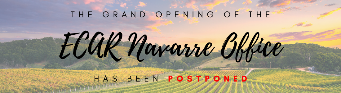 Grand Opening Navarre Postponed